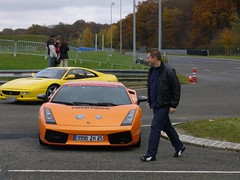 Gallardo superleggera and F355