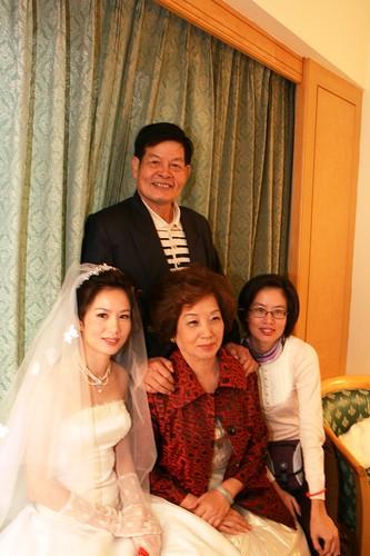 你拍攝的 20081110GeorgeEnya迎娶101.jpg。