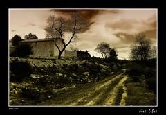 Aire libre (Joaqun Marn) Tags: casa paisaje rbol filtros aitana olezza