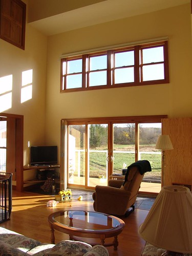 Passive Solar Farm House: Keep it Simple and Let Nature Help You