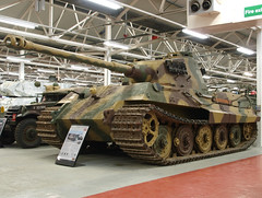 King Tiger 104 (Megashorts) Tags: uk museum war king tank military tiger wwii royal olympus vehicles german dorset ww2 vehicle inside e3 fighting 2008 armour zuiko axis 104 tankmuseum panzer kingtiger bovington armoured zd 1122mm bovingtontankmuseum tigerii royaltiger fl22 konigstiger sdkfz182 henschelturret bovingtonmuseum