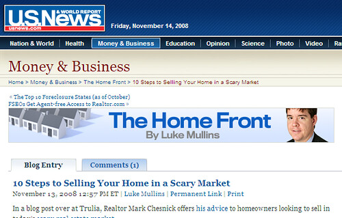 The Home Front Blog