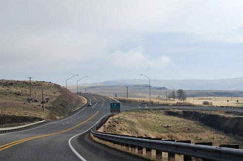 SR 14 @ US 97 southward