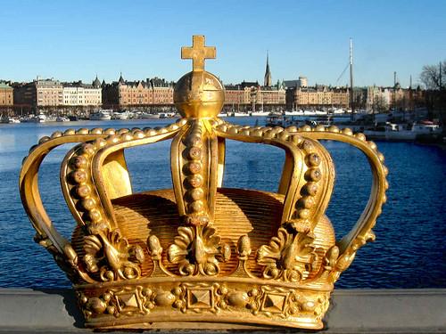 Skeppsholmen - Crown
