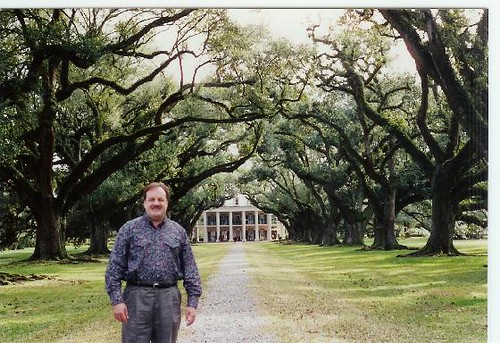 Oak Alley Plantation, Louisiana