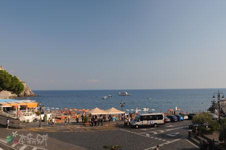 Amalfi 海邊