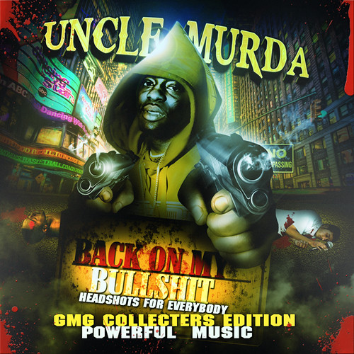 Uncle Murda - Back On My Bullshit mixtape