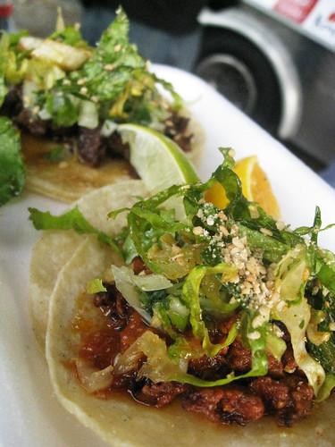 Korean Taco Tasting with Kogi BBQ