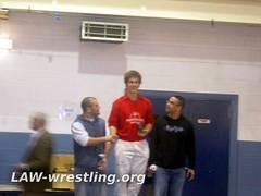 Johann gets Gold
