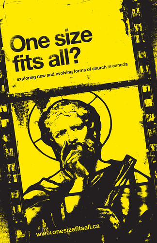 One Size Fits All Poster