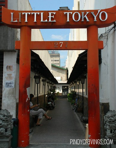 Little Tokyo in Manila