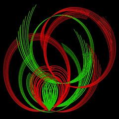 fract experiment (Gravityx9) Tags: abstract fractal xmastime kk amer 1208 kk19 121508 kaleidospheres colourvisions