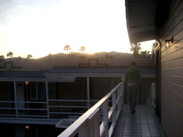 ensenada sunset
