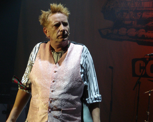 John Lydon: Anarchy in Hammersmith