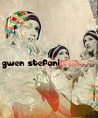 52.Gwen Stefani (Brayan E. Old Flickr) Tags: rock photoshop magazine banner v cover gwen photoshoots stefani blend periodico vibe steady phoshoot