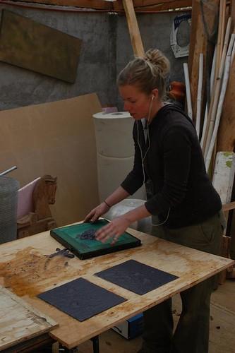 Brie making paper