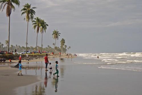 Pantai Irama at Bachok, Kelantan
