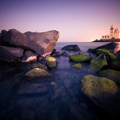 Faity Tale (Khaled A.K) Tags: sea seascape rock photography rocks mosque sa jeddah saudiarabia khaled masjid waterscape ksa masjed saudia jiddah kashkari