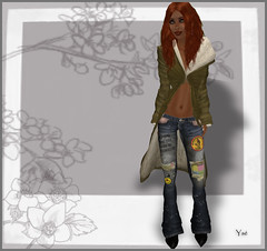 fashion victim 45 (Ys Ah) Tags: zerostyle laqroki fashionsladdict