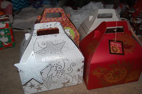 edible presents, ready to go