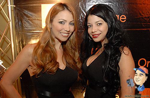 Chicas Orange