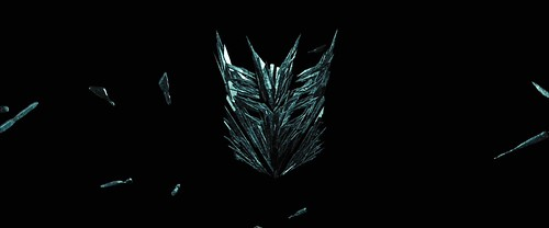 Transformers 2 logo Decepticon