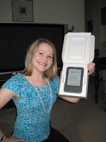 Lisa and Kindle 3G