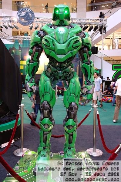DC Comics Super Heroes - Pavilion KL-07