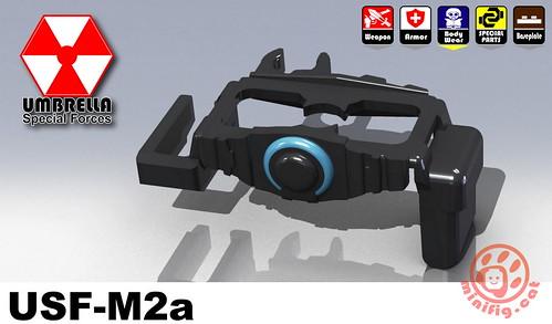 Custom minifig USFM2a
