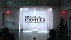 Colin Gee, Frontier