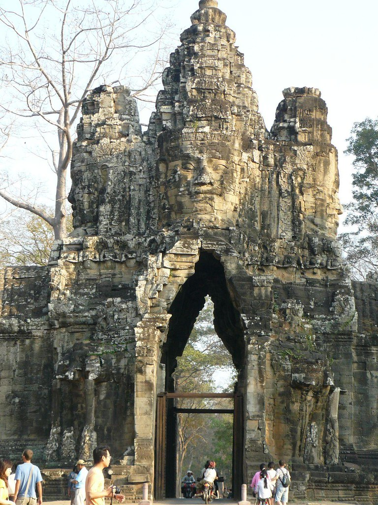 Cambodge - Angkor #22