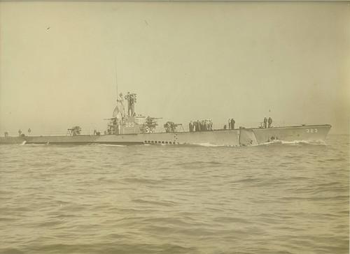 USS Caiman (SS-323)