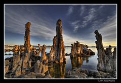 Morning at Mono Lake (James Neeley) Tags: california sunrise monolake hdr 5xp width48 height48 jamesneeley