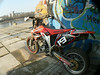9HONDA CRF SUPERMOTO