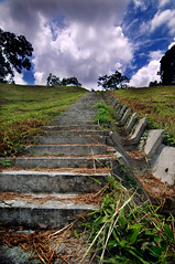 stairway to heaven_1 (tropicalrips) Tags: stairs nikon d2x tokina ultrawide 1224mm 1224 theunforgettablepictures
