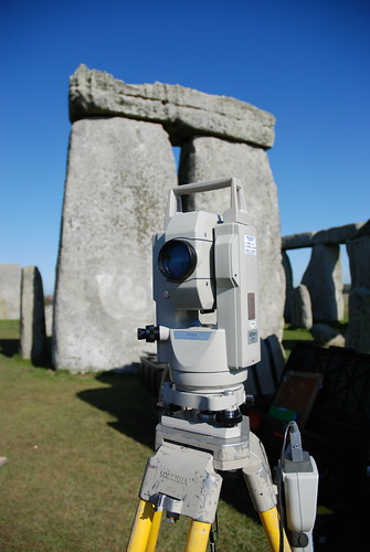 Survey at Stonehenge