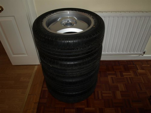 Tower of tyres