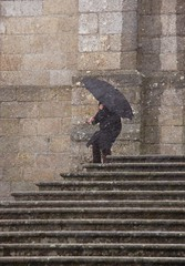 Guarda (Portugal) (Cazador de imgenes) Tags: espaa portugal umbrella spain paraguas spanien spagna spanje ombrello parapluie spania regenschirm spange