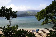 View from Aguirangan Island