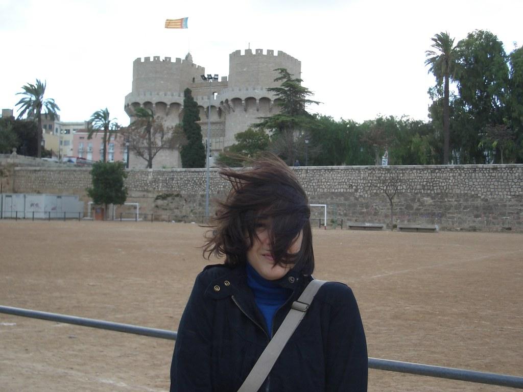 Viento en Valencia