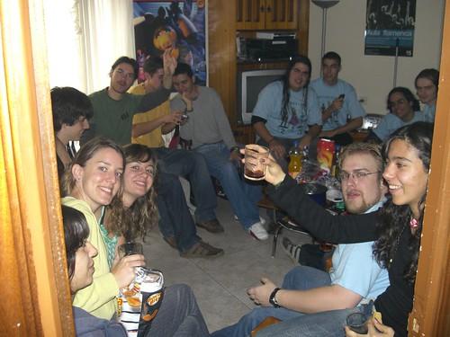 Botellon Ciencias 2007