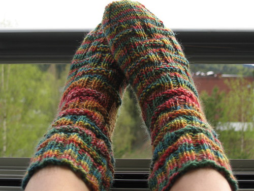 Basketcase socks
