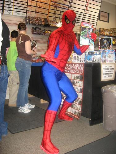 Free Comic Book Day 2008 011