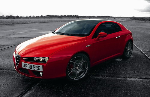 Alfa Brera S Car Picture
