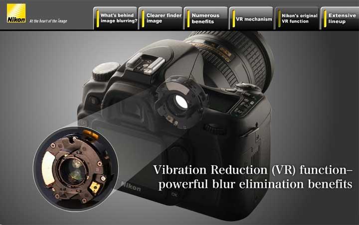 Nikon-VR