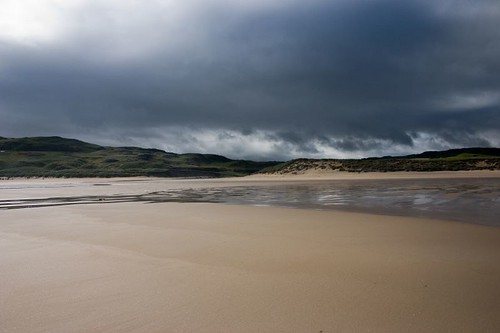Clouds over Armadale beach