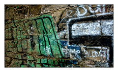 Vandalism (Fauxtoeman) Tags: wall grafitti stcatharines feb 08 powerglen
