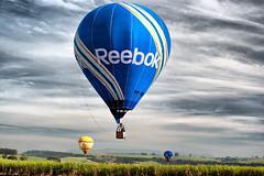Reebok luftballong