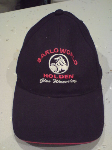 cap holden barloworld