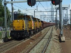 DSCF1951 (arnold51) Tags: b holland train br v100 nederland siemens cargo 66 class trein acts unit 189 ers railion nmbs zwijndrecht veolia g1206